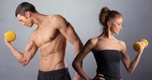 Beneficios de levantar pesas para la salud