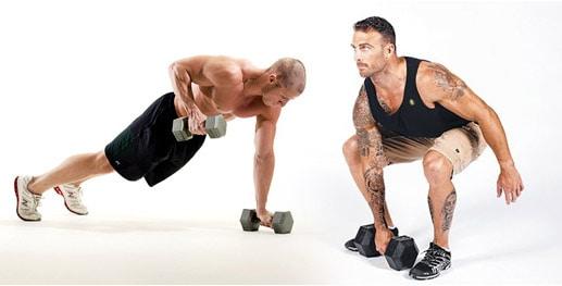 Rutina de entrenamiento metabólica