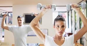 Tabla de ejercicios para adelgazar en casa