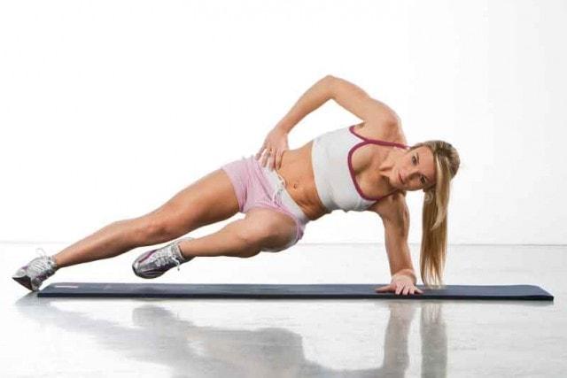 Rutina de entrenamiento para piernas firmes