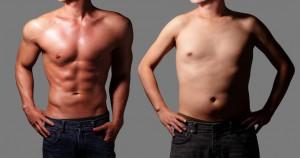 repetición para ganar masa muscular