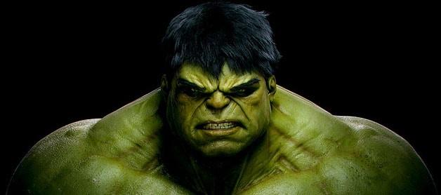 entrenamiento de Hulk