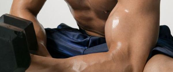 entrenamiento para brazos musculados