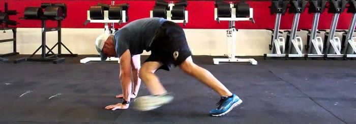 ejercicio del saltamontes