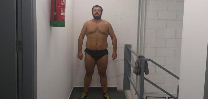 Quiero bajar de 100 kilos