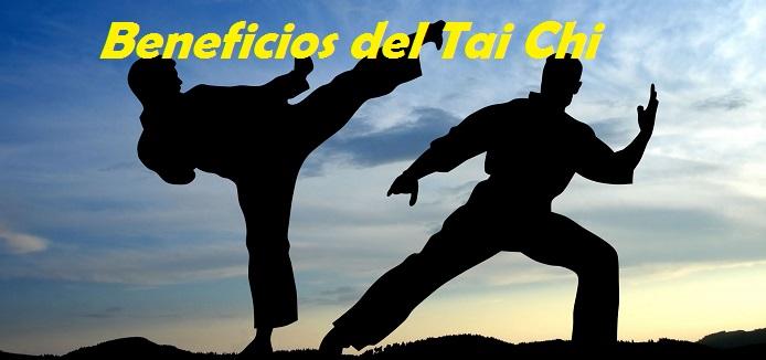 Beneficios del Tai Chi
