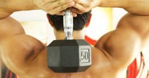 rutina de ejercicios con pesas