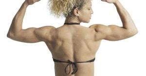 rutina para espalda y brazo