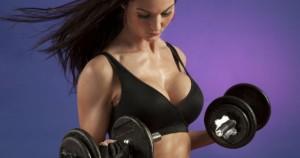 Rutina de ejercicios para pecho (mujeres)