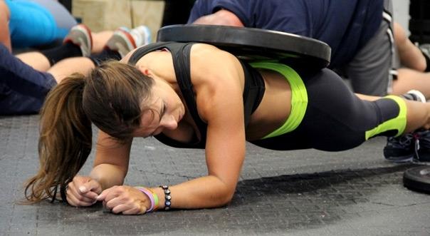 ejercicios abdominales lastrados