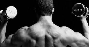 Rutina de ejercicios para hombros fuertes