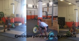 ejercicios de potencia