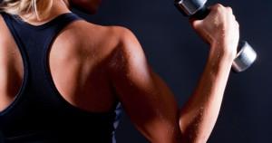 Rutina de ejercicios para brazos tonificados