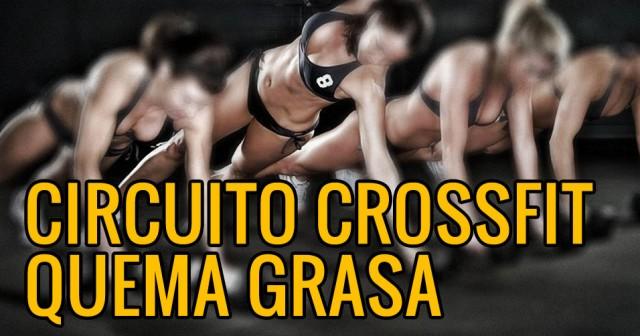 Circuito Quema Grasa En Casa : Circuito de entrenamiento crossfit ejercicios en casa