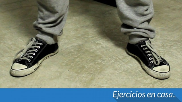 Zapatillas planas para press de hombro