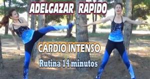 rutina de cardio
