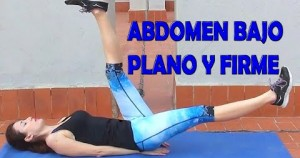Rutina para el abdomen bajo plano