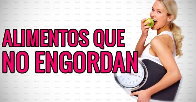 Alimentos para perder peso ejercicios en casa - Alimentos q no engordan ...