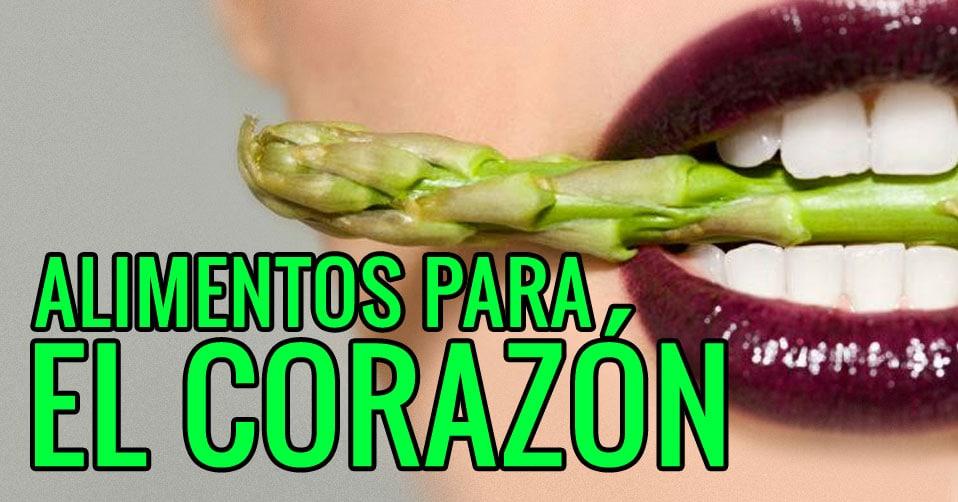 7 alimentos saludables para el coraz n el 4 es una bomba - Alimentos saludables para el corazon ...