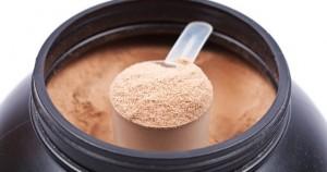 proteína isolada