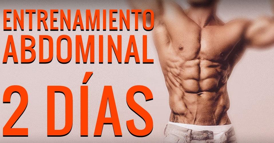 ejercicios para marcar abdomen en dos semanas