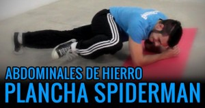 Plancha spiderman