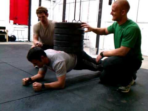plancha lastrada ejercicios lumbares