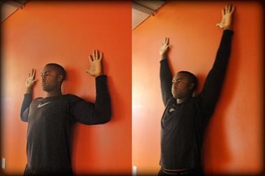 Ejercicios para ser más flexible en los hombros