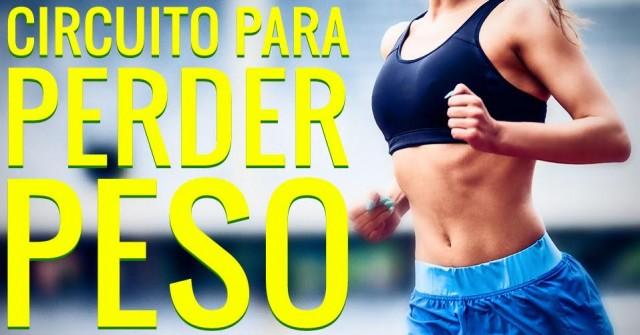 Circuito para perder peso rápidamente