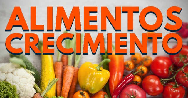 Alimentos y hormona de crecimiento ejercicios en casa - Alimentos para el crecimiento ...