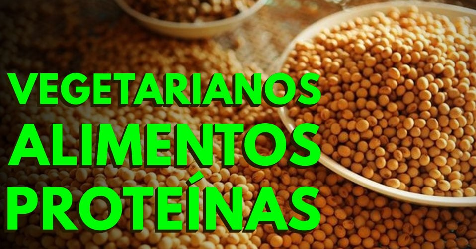 Alimentos ricos en proteinas para vegetarianos