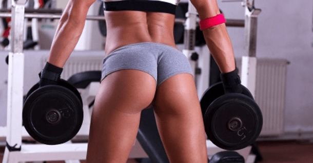 ejercicios para aumentar glúteos