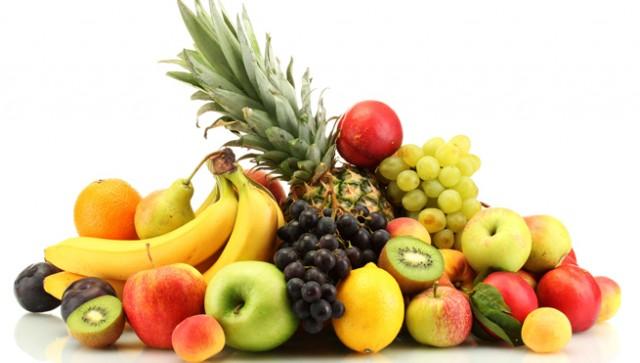 comer fruta por la noche