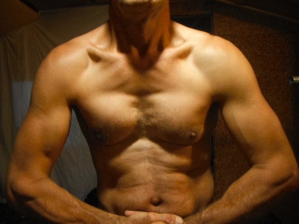 Rutina de ejercicios para pecho