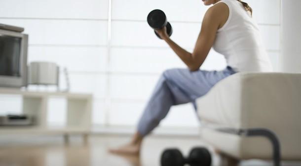 vídeos para entrenar en casa