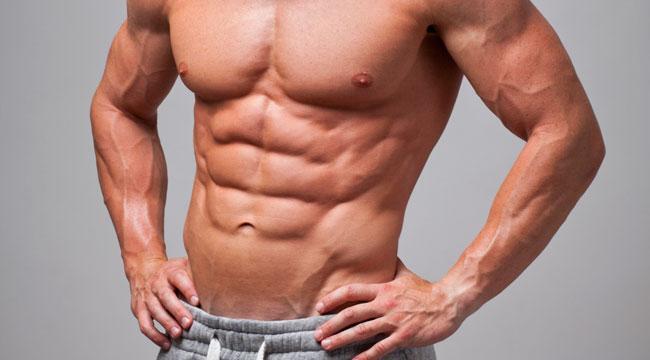 Rutina para entrenar el abdomen en casa