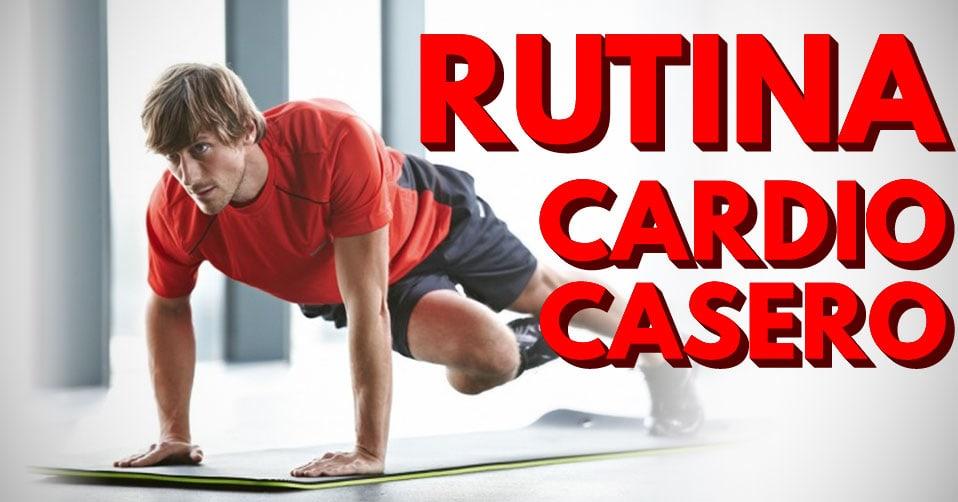 Entrenamiento de cardio para hacer en casa ejercicios en casa - Ejercicios cardiovasculares en casa ...