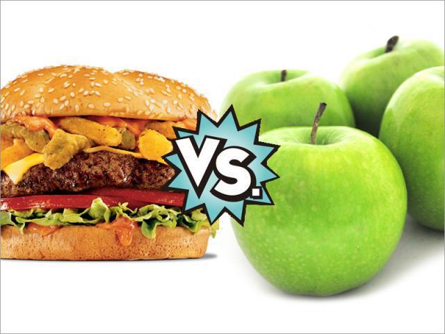 alimentos que nos hacen engordar