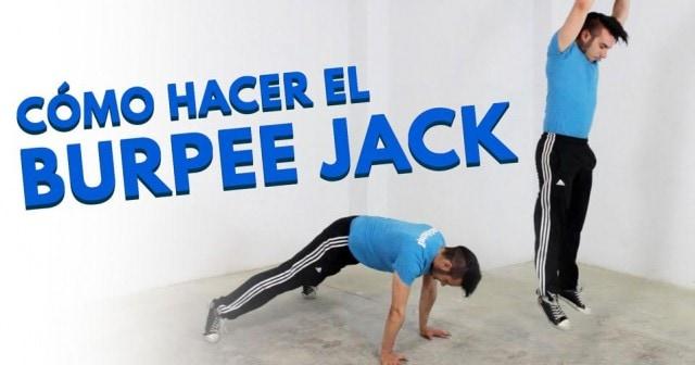 burpee jack