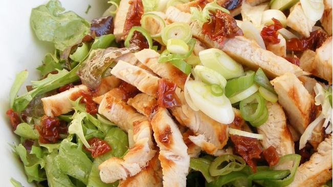 Mezclar proteínas y carbohidratos