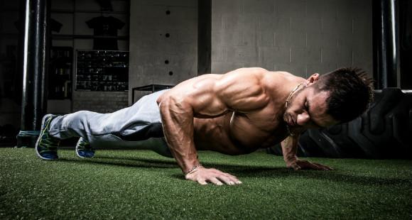 Ejercicios con peso corporal en CrossFit