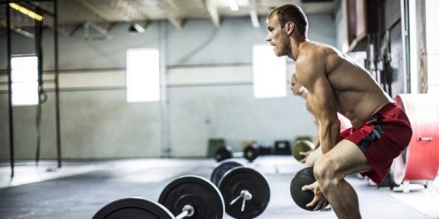 Circuitos de CrossFit para hacer en casa