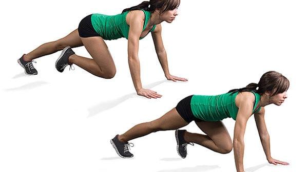 ejercicios caseros para perder peso