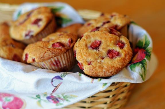 Desayunos Nutritivos Pasteles Proteicos De Frambuesa