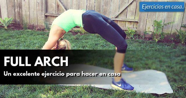 full-arch-ejercicio