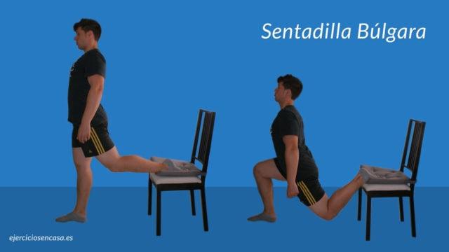sentadilla-bulgara en casa