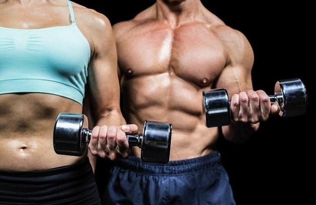 ejercicios hombre y mujer