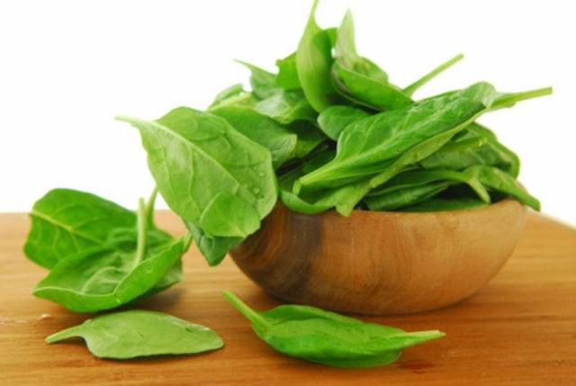 alimentos-con-vitamina-b6-espinacas