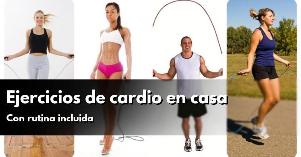 Los mejores ejercicios cardiovasculares en casa ejercicios en casa - Ejercicios cardiovasculares en casa ...