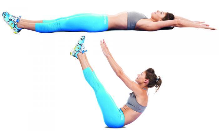 Ejercicio para bajar de peso abdomen muscles